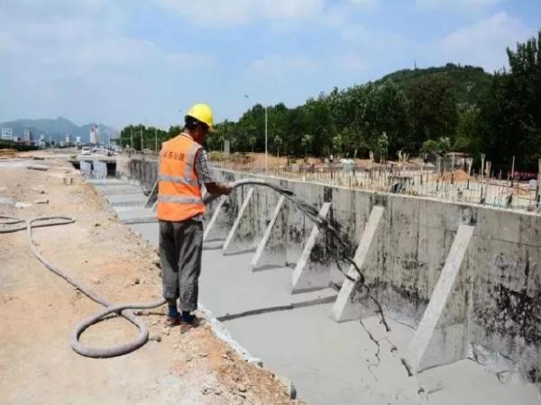 谈谈公路工程施工中泡沫混凝土的应用