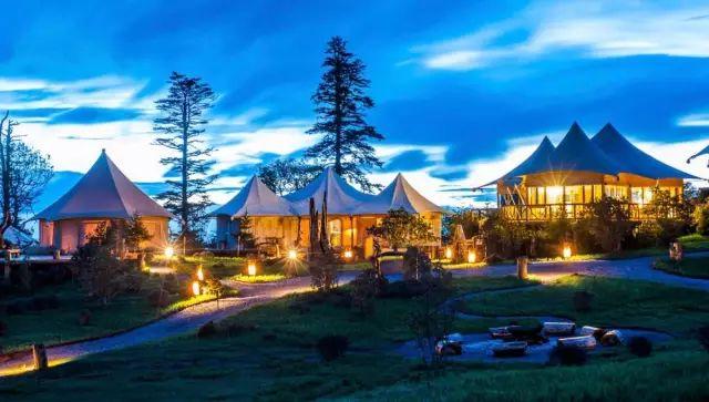中国最受欢迎的35家顶级野奢酒店_3