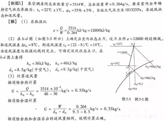 空调负荷计算与送风量的确定_12