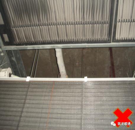 风管安装常见11项质量问题实例,室内机安装质量解析!_34