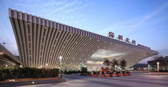 评选中国最美的高铁站_4