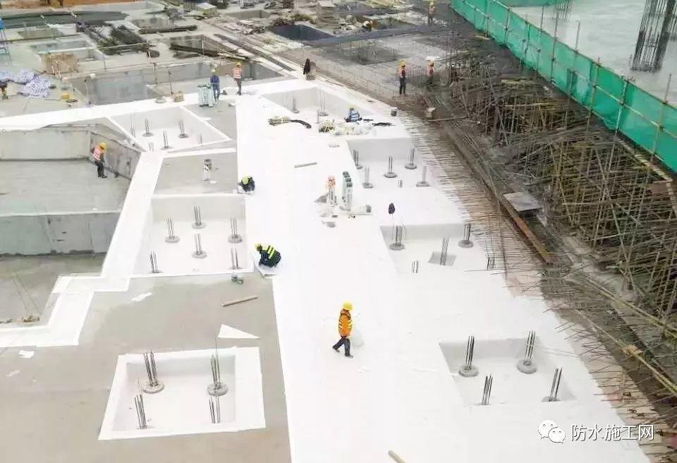 地下防水工程:大势所趋的预铺反粘工艺_10