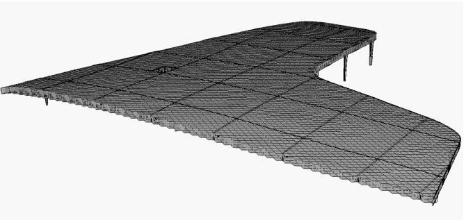 深圳机场T3航站楼钢结构超限审查报告(结构分析:大厅,PDF,37页)_2