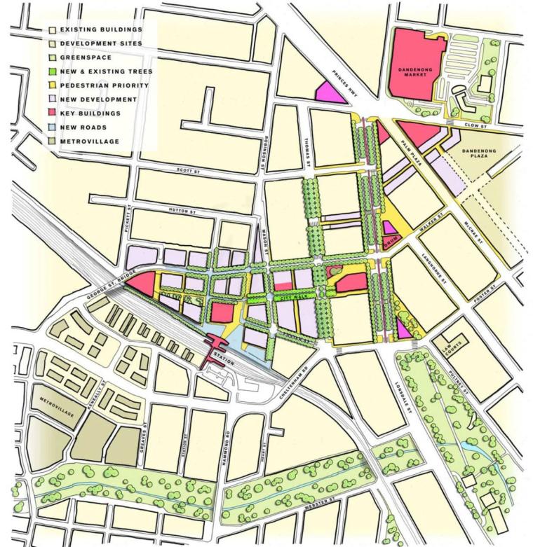 浅析城市街道空间景观规划设计(60套资料在文末)_18