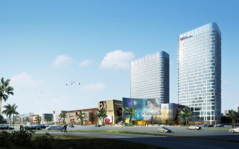 [上海]某知名商业建筑项目方案汇报(知名设计院)_2