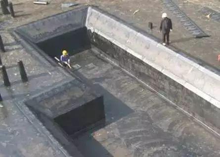 建筑工程关键部位防水工程做法大全