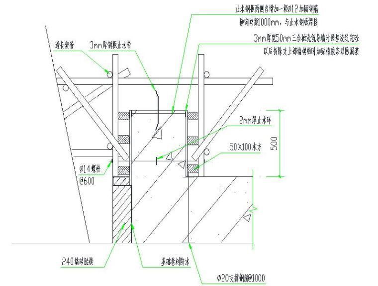 [河南]安置房建设项目基础施工方案
