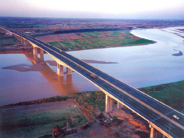 孙口黄河公路大桥施工组织设计(57页)_1