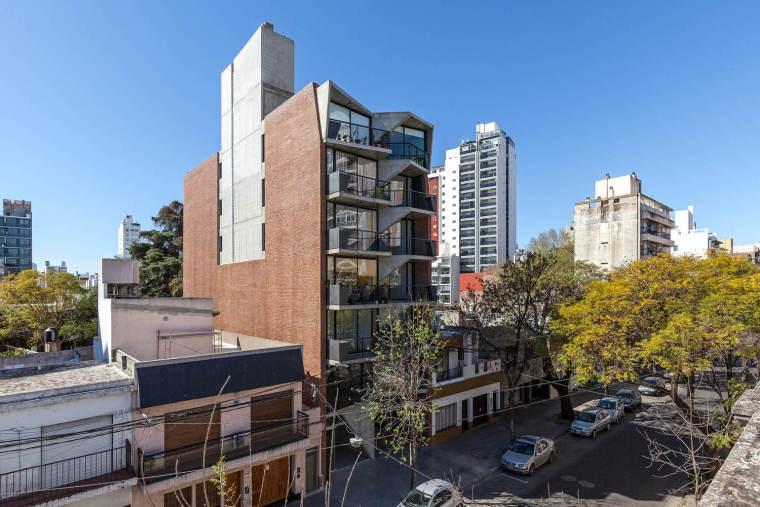 阿根廷社区综合公寓楼