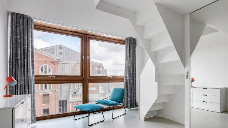 伦敦巴比肯庄园公寓改造-8