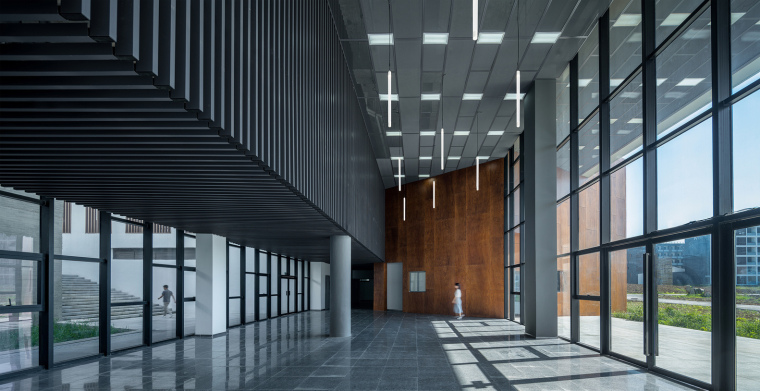 安徽大学艺术与传媒学院美术楼-16