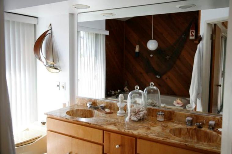 海洋之星老水手复古二居室实景图