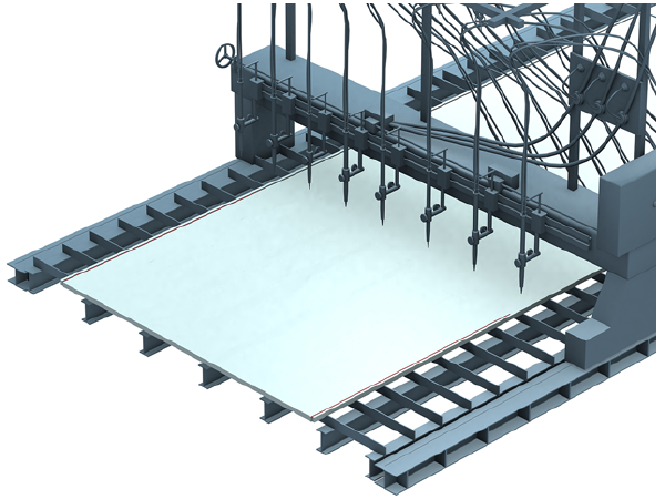 五星桥钢拱肋制作安装方案及计算_1