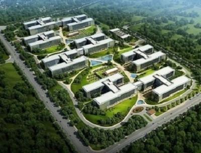 华为西安全球交换技术中心及软件工厂