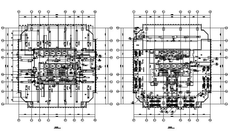 江西50层超高层酒店办公大厦暖通全套施工图(超级详细)_3