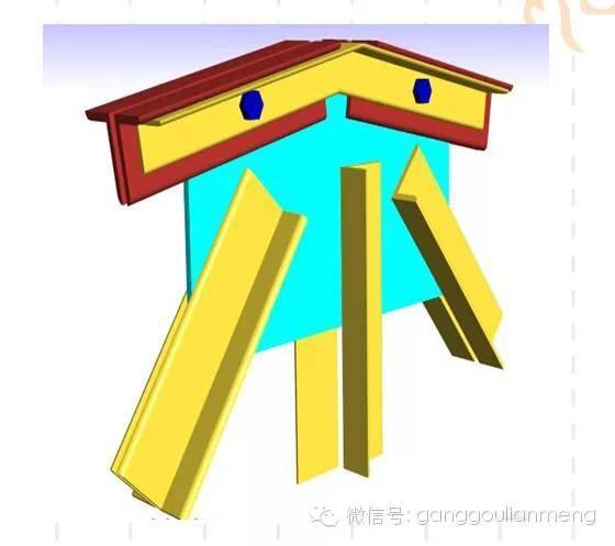 钢结构施工图的识读_28