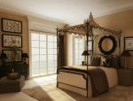 精致欧式卧室3D模型下载