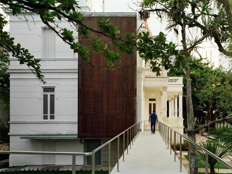 巴西塞尔瓦多罗丹博物馆