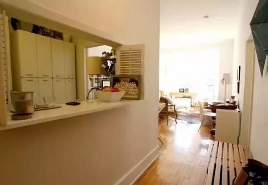 多种方法教您如何装修厨房,能让开放式厨房戒烟