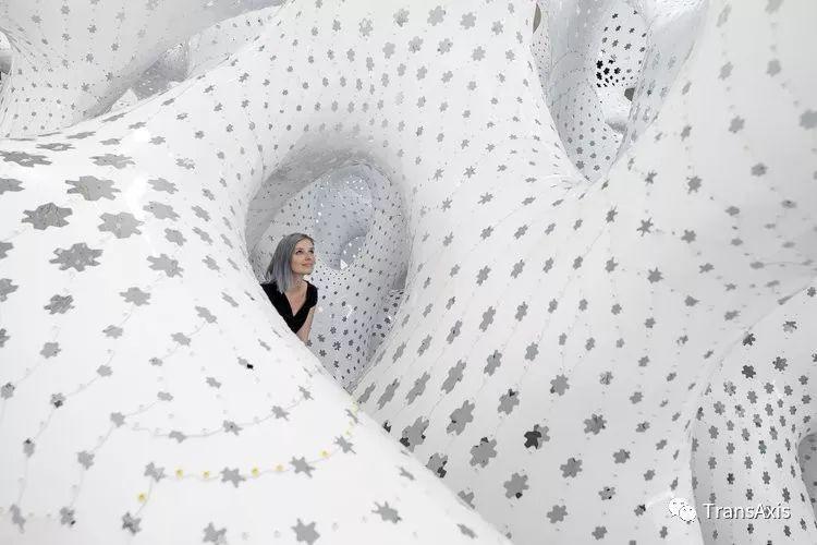 """离开扎哈后单飞,他成为世界上最""""骚""""的异形壳体建筑师!_46"""