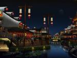 [江苏]室外主题乐园夜景照明工程施工方案(62页)