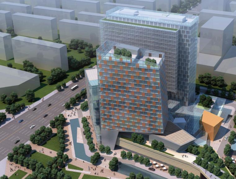 [四川]中航高新南地块商业区规划概念设计方案文本