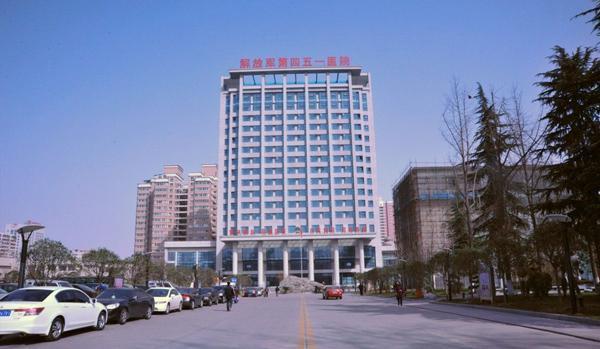 西安市解放军451医院医疗综合楼给排水及采暖技术交底