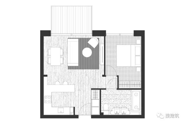 """27米长的""""空中泳池"""",在两栋大楼的第10层连接在一起,中间完全_28"""