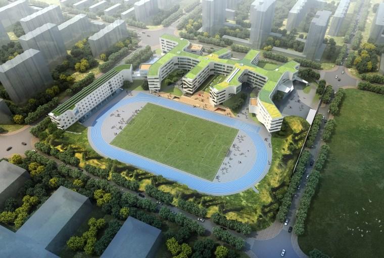 [北京]四中房山校区|国内一线建筑事务所设计方案文本(室内设计)