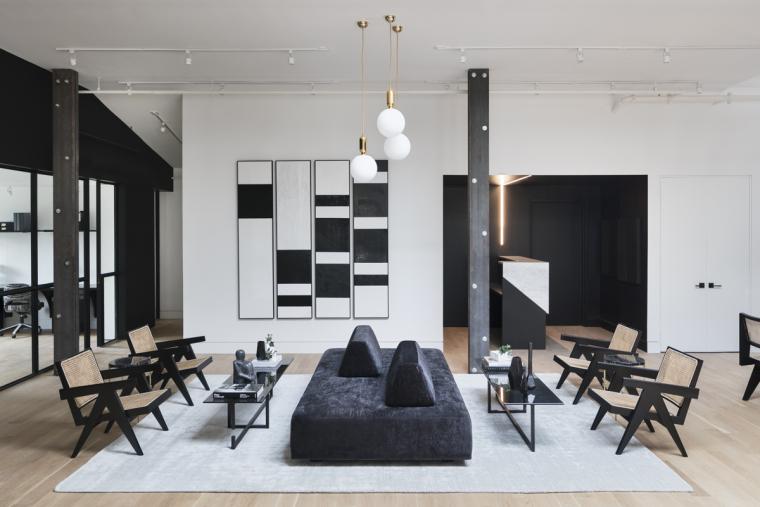 美国布鲁克林创意办公室设计