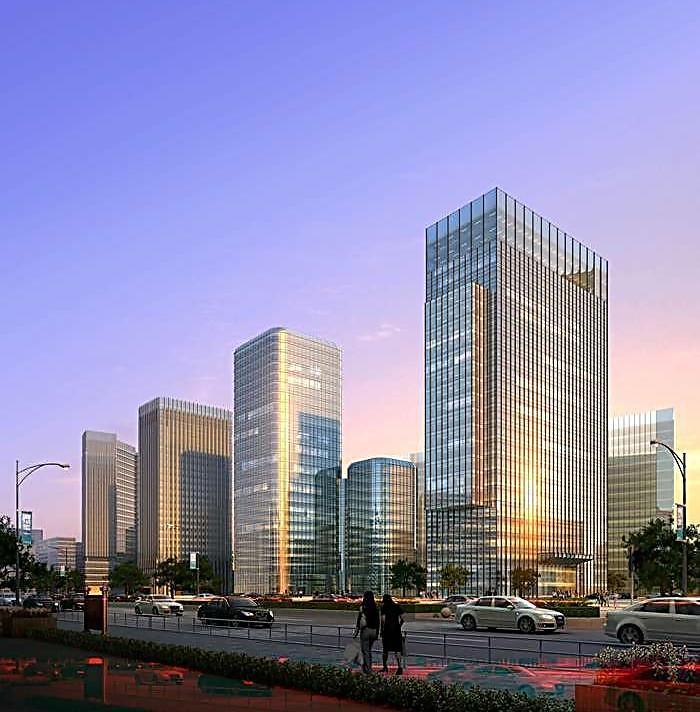 中国葛洲坝集团某办公楼装饰装修工程质量评估报告(共10页)