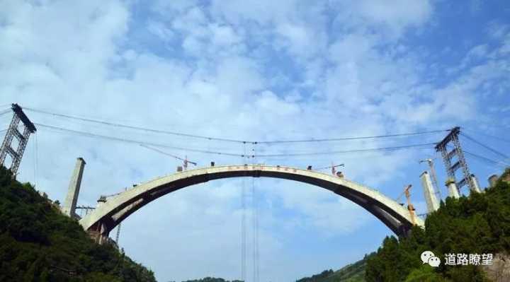 2017年度中国十大拱桥系列集锦_1