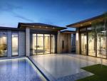 [海南]三亚奢华别墅户型设计方案设计文本(模型+cad)
