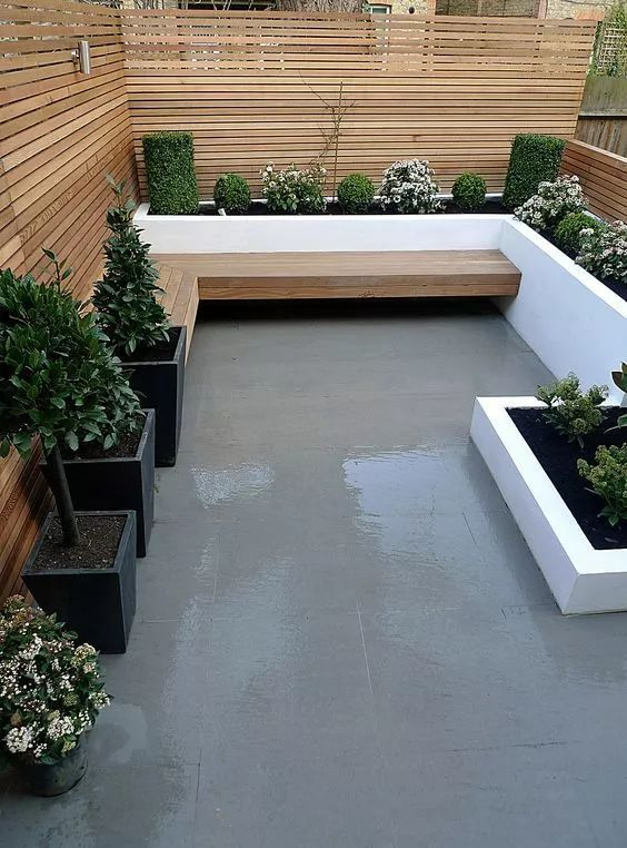 用心设计过的围墙,能让你家小院瞬间与众不同!_16