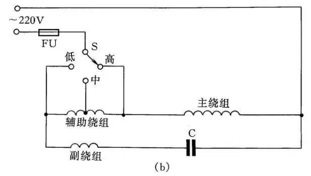12种常用的电气设备接线图_14