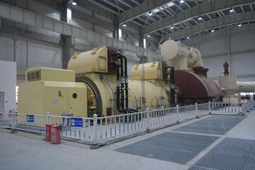 某电厂2X300MM机组安装工程施工组织设计(359页)_1