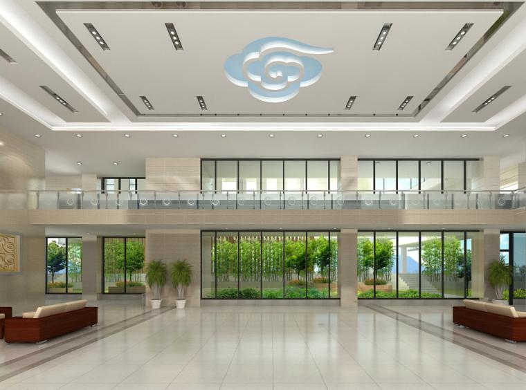 某办公楼大堂电梯厅空调改造方案探讨