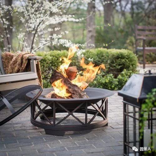 庭院里那一抹温暖·火炉_5