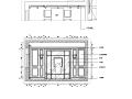 [河北]欧式风格复式结构别墅设计施工图(附效果图)
