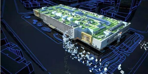 前海建立城市级BIM应用创建三大基础模型