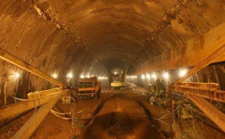 测量必懂:隧道测量方法及程式