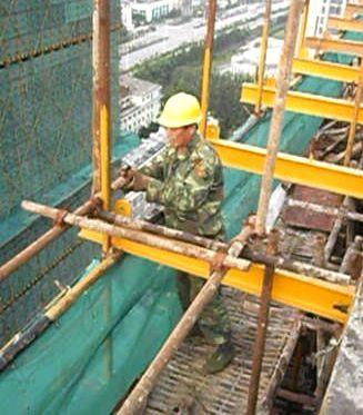 一种新型工具式悬挑架——花篮拉杆工具式悬挑架施工工法_47