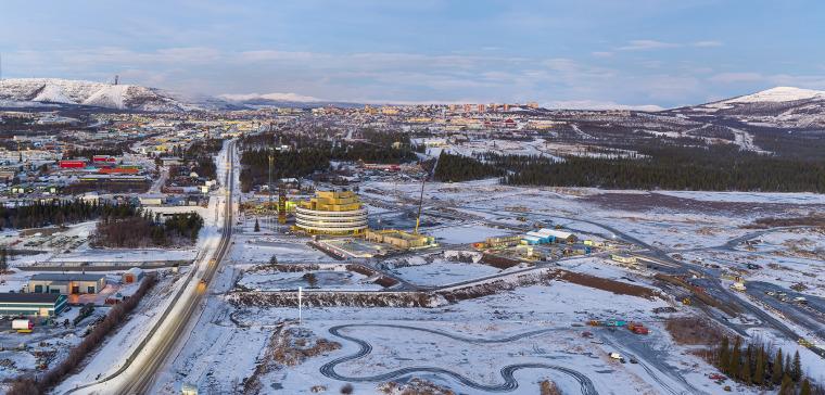 瑞典Kiruna新市政厅-011-kiruna-town-hall-by-henning-larsen
