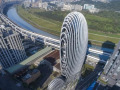 台北基隆河畔的砳建筑,荣获LEED金级认证