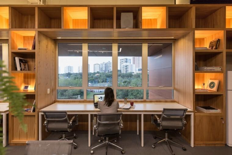 [广东]伍兹贝格|深圳湾华润金融控股办公总部室内设计概念方案