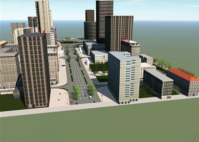 Infraworks地形修改资料下载-[福建]轨道交通项目中BIM技术应用