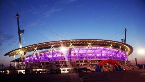 [江苏]连云港市体育场暖通全面施工方案