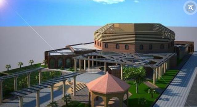 bim建筑模型(房价别墅创融亚美利加别墅图片