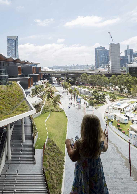 悉尼达令港公共空间-7
