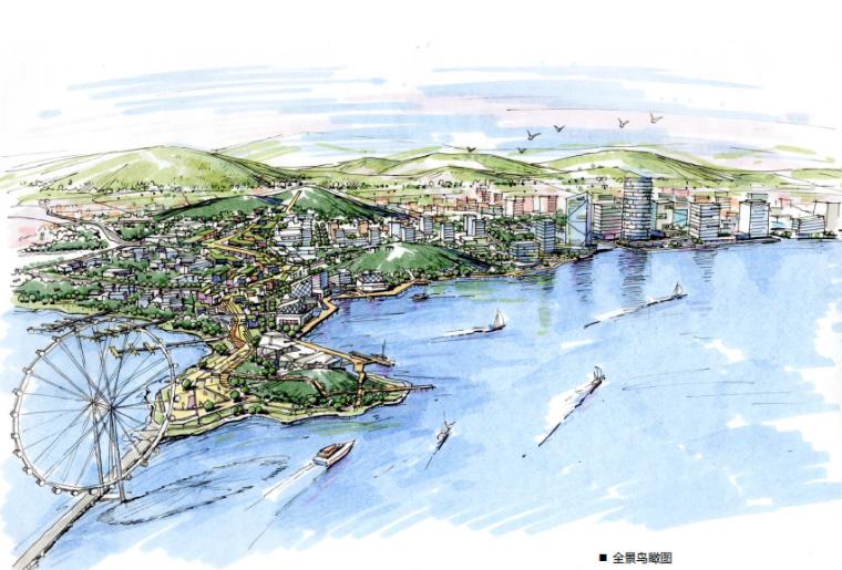 [辽宁]葫芦岛北港工业区商务园区起步区概念规划与城市设计文本